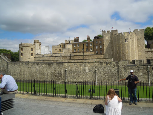 Tower of London. From Best Museums in London and Beyond