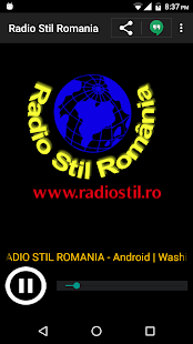 Radio Stil Romania- screenshot thumbnail