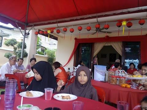 Jemputan Open House Chinese New Year 2016