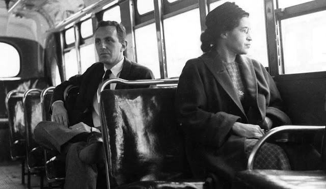 Rosa Parks Biography   Rosa Parks Bus