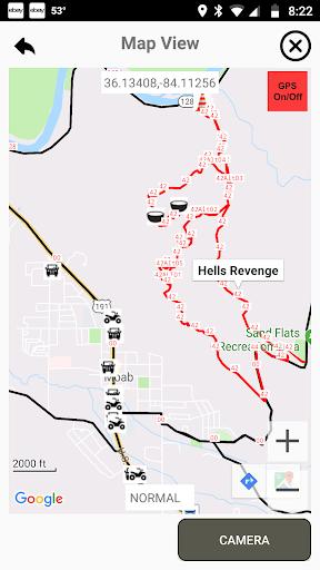 Moab ATV Jeep Trails screenshot 4