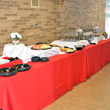 2015: Brunch Buffet at Orchard Lake Schools, Dining Hall