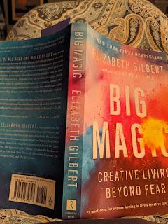 picture of book Big Magic