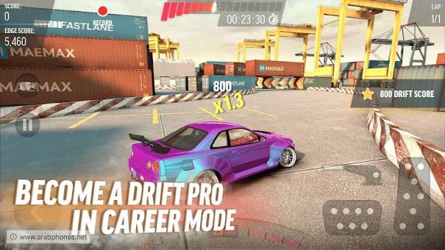 تحميل لعبة Drift max pro مهكرة آخر اصدار