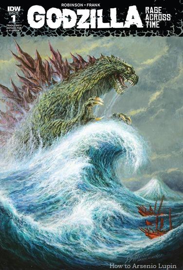 Godzilla - Rage Across Time 001-000