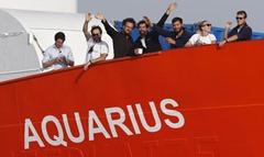 Aquarius ONG