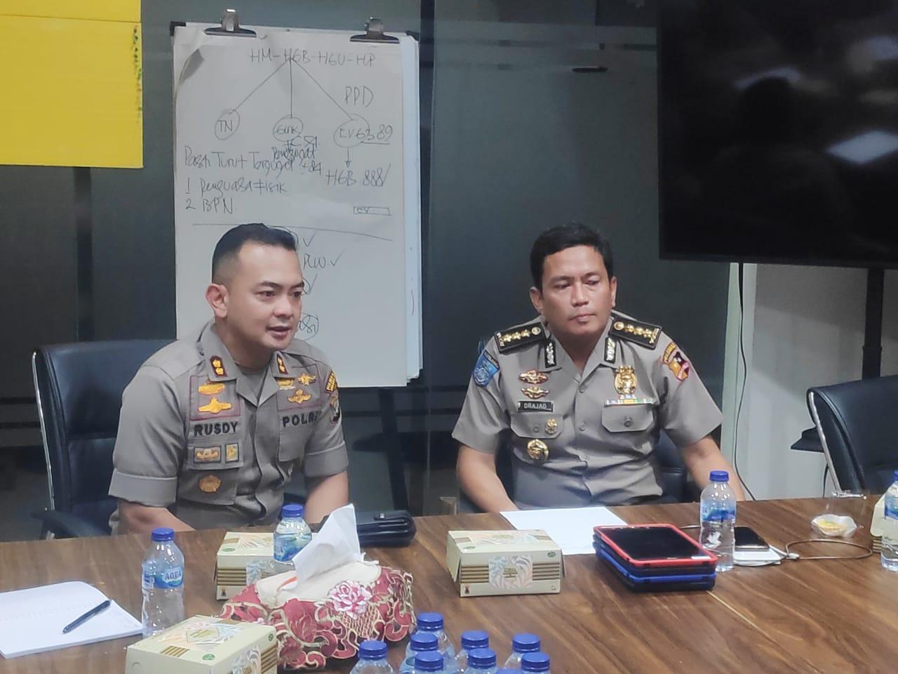 Puslitbang Polri Teliti Tingkat Kepercayaan Masyarakat di Jakarta Barat Atas Kinerja Polri