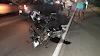Casal fica gravemente ferido, ao colidir moto com carro na BR 324, próximo ao Bairro da Catuaba em Jacobina