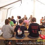 Sommerlager Noer 2009: Tag 2