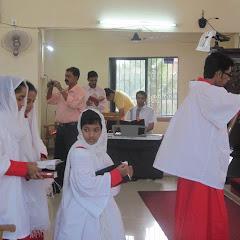Declaration of a separate church. As Holy Immanuel CNI Church ((Vasai Road).15th April 2012 - 581595_166012950188382_100003390331584_210287_100865992_n.jpg