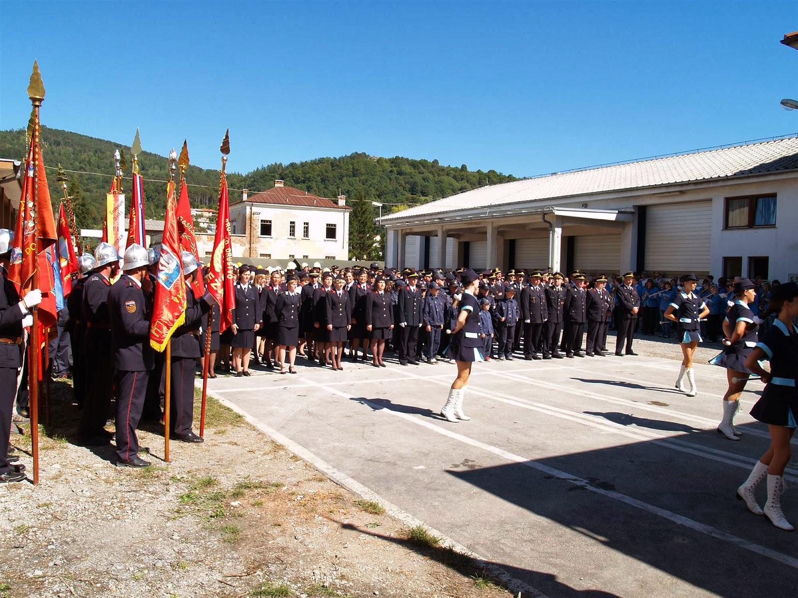 Gasilska parada, Ilirska Bistrica 2006 - P0103567.JPG