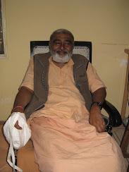 Sadhu Maharaj in Munger Mandir