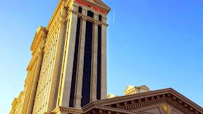 Exterior of Caesars Palace, Las Vegas