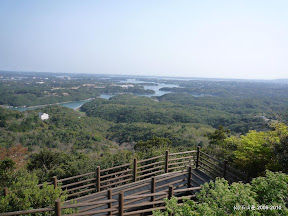 こちらは浜島方面を見渡した一枚です。写真では実際の雰囲気が伝わりません!