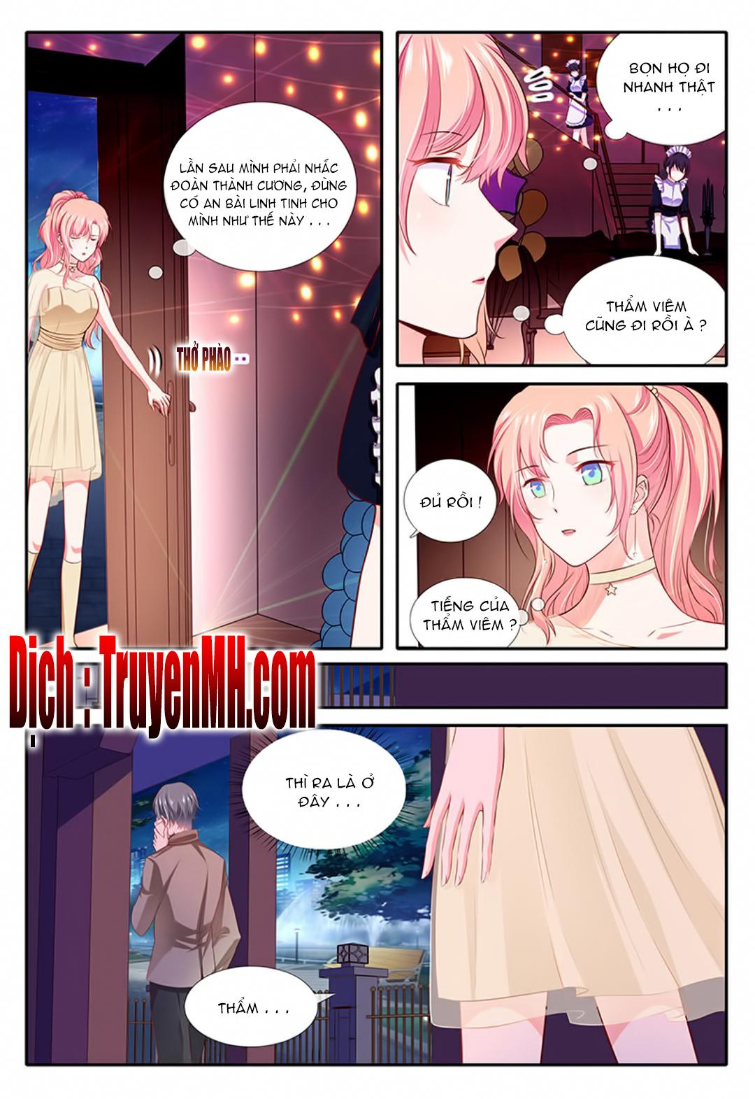 Thái Tử Phi Ở Hiện Đại chap 39 - Trang 7