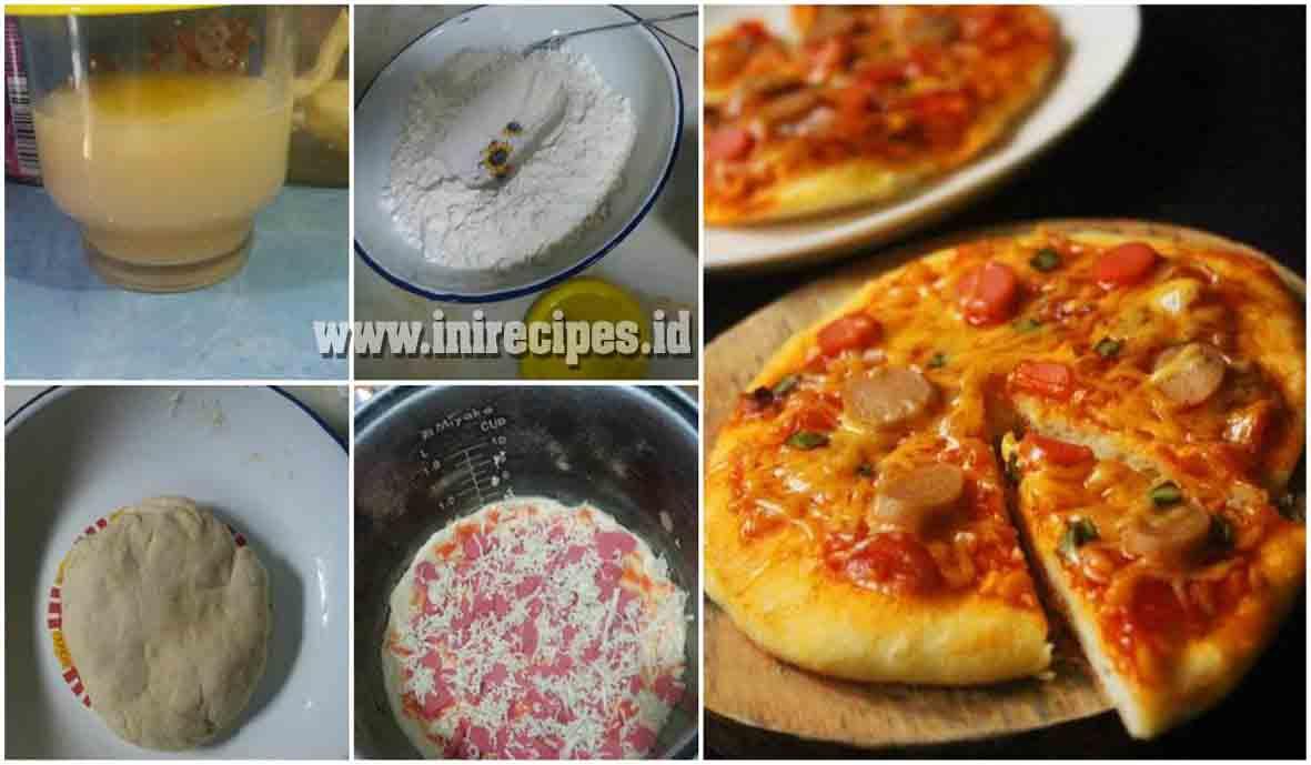 Resep Pizza Magicom Lengkap Dgn Saus Spesial Simpel Resep Pizza Magicom Lengkap Dgn Saus Spesial Simpel, Cepat dan Yummie