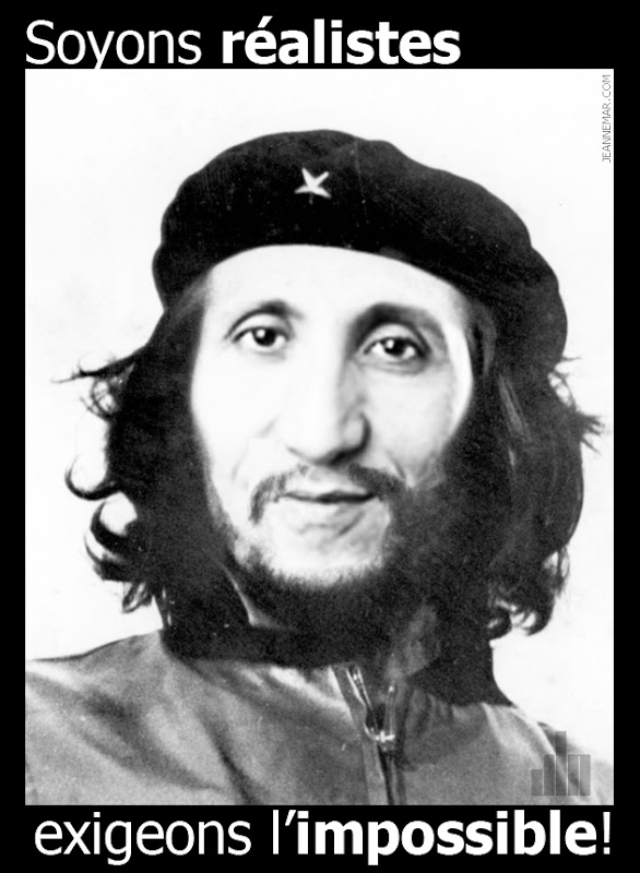 Ernesto Che Guevara Amir Khadir Jean Némar