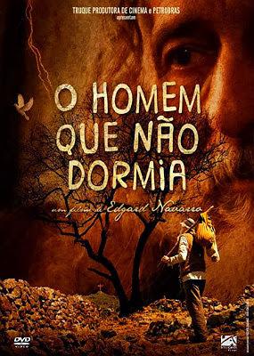 Filme Poster O Homem Que Não Dormia DVDRip XviD & RMVB Nacional
