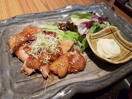 Chicken Teriyaki Teishoku at Yayoi, Millenia Walk