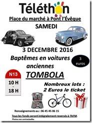 20161203 Pont l'Evêque