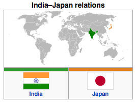 India - Japan Relations