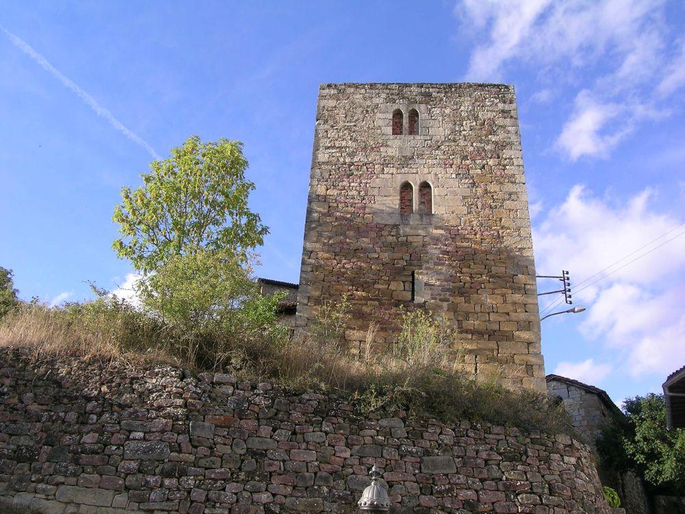 Reconstruccion Torre de Uriz - DSCN6284.JPG