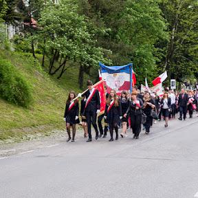 III Zakrzowski Marsz Pileckiego - 14 maja 2015