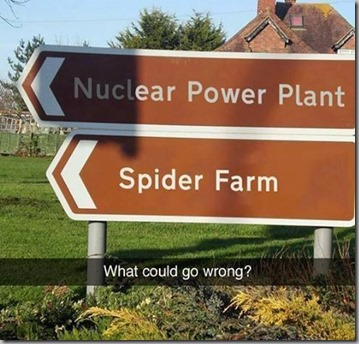 nuclear power-spider