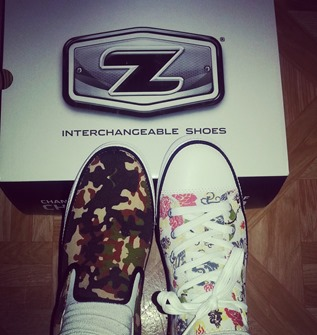 Zipz Shoes ~ experience the shoevolution #zipz