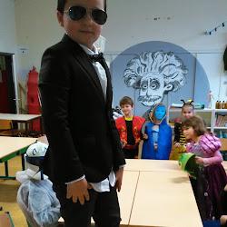 Carnaval in klas L3B!