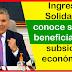 Ingreso Solidario Colombia: conoce si eres beneficiario al subsidio económico