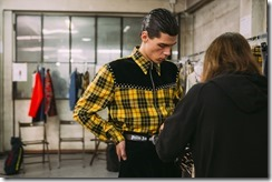 14 PALM ANGELS FW 18-19 - Backstage images
