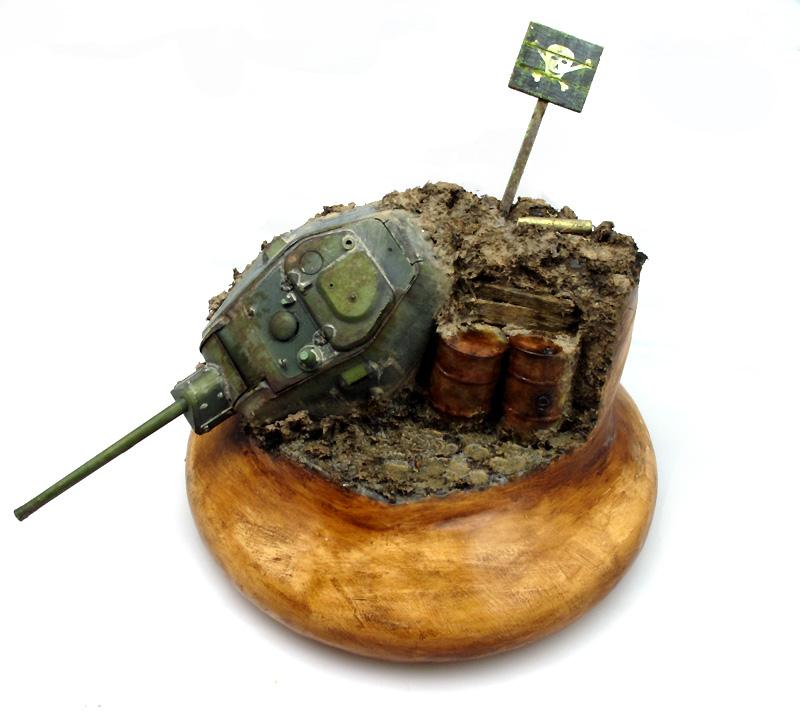 Muddy trench IMG_3663
