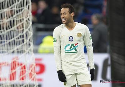 Touché par le coronavirus, Neymar annonce son retour