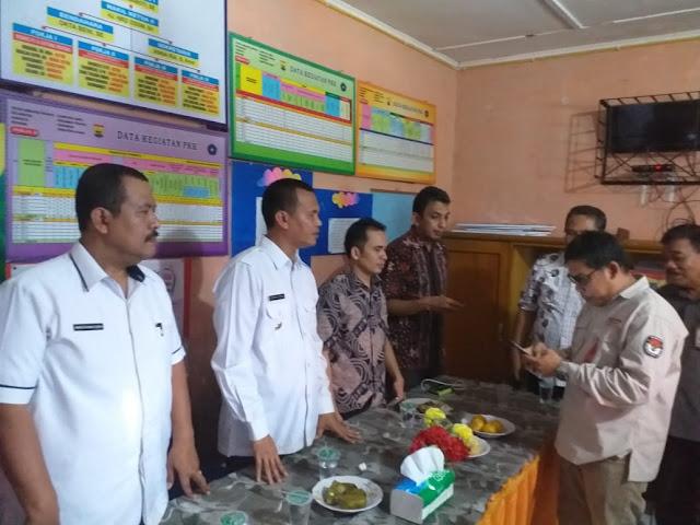 KPU Sumbar Kunjungi Posko GMHP Kota Pariaman