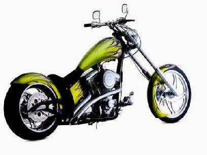 Big Easy Choppers Body Painting categorybody