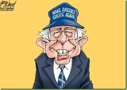 bernie greece
