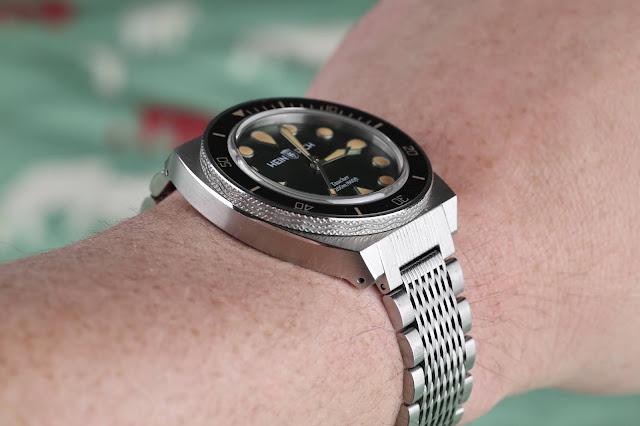 Heinrich Taucher wrist