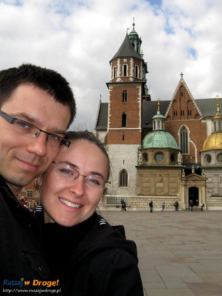 Kraków - katedra na Wawelu