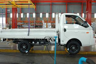Entrée en production prochainement de l'usine Hyundai-Batna