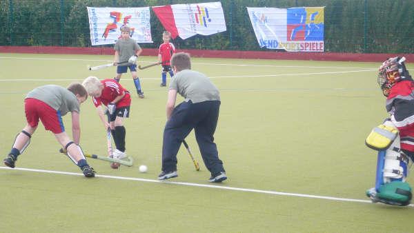 Knaben B - Jugendsportspiele in Rostock - P1010731.JPG