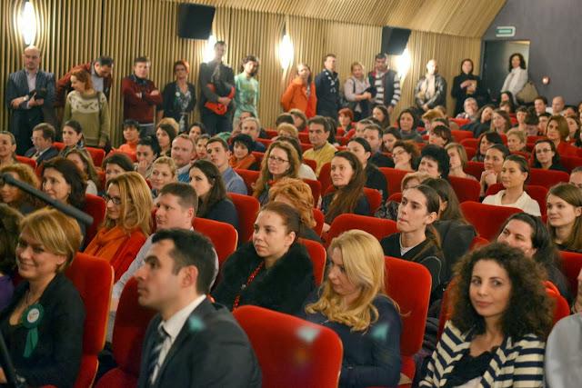 Lansare film documentar Ba se poate 1122