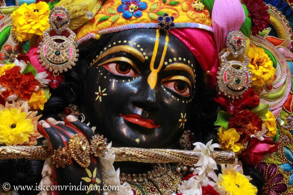 ISKCON Vrindavan Sringar Deity Darshan 20 Dec 2015 (18)