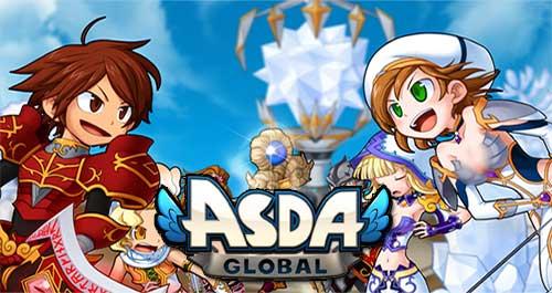 لعبة أسدا العالمية Asda Global