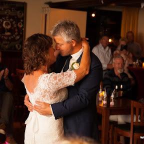 Bruiloft Doede en Marjan Molkwerum