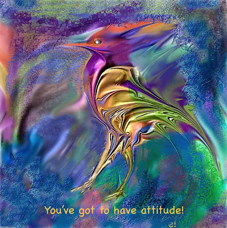"""The """"Attitude"""" piece from the """"2000"""" collection"""