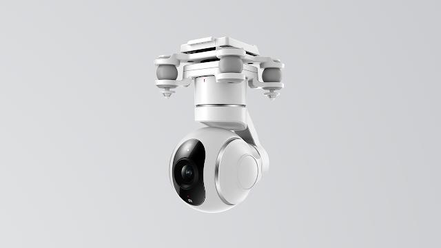 Xiaomi Finally Releases It's Drone 4