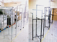 RACKS - 4 WAY RACK