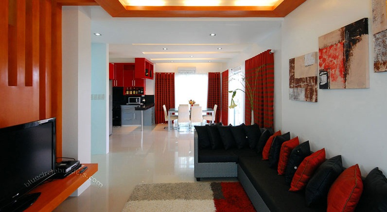 Ujenzi zone ideas za kupendezesha sebule yako kwa wenye for Small sala design
