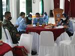 Bersama Pemda Bantul, Kodim Gelar Rakoord TMMD Sengkuyung Tahap II